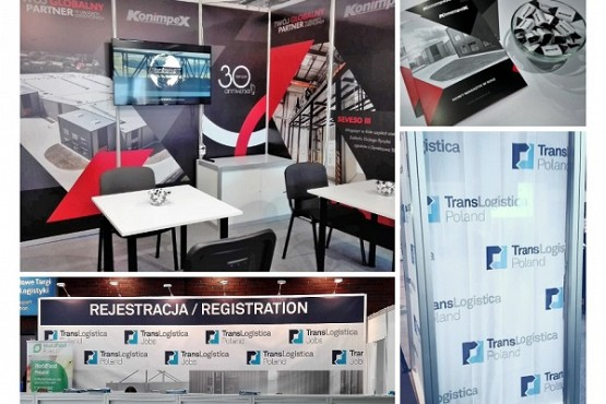 International Transport & Logistics Exhibition - Thank You For Visiting Our Stand!