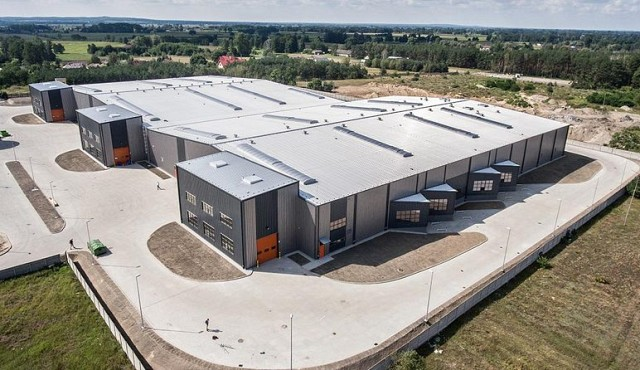 New storage and reloading facility in Koło