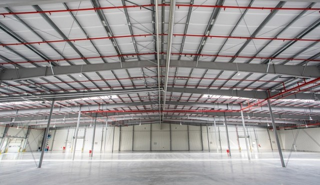 Warehouse for rent in Koło